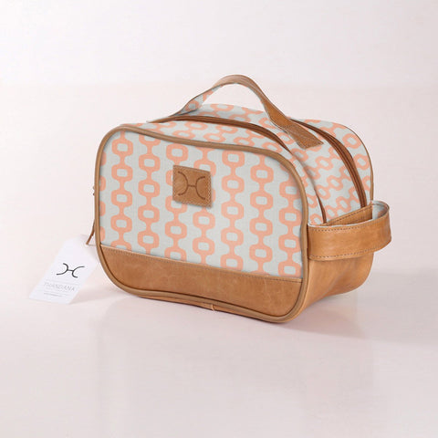 Vanity Bag - Chain Reaction - Peach