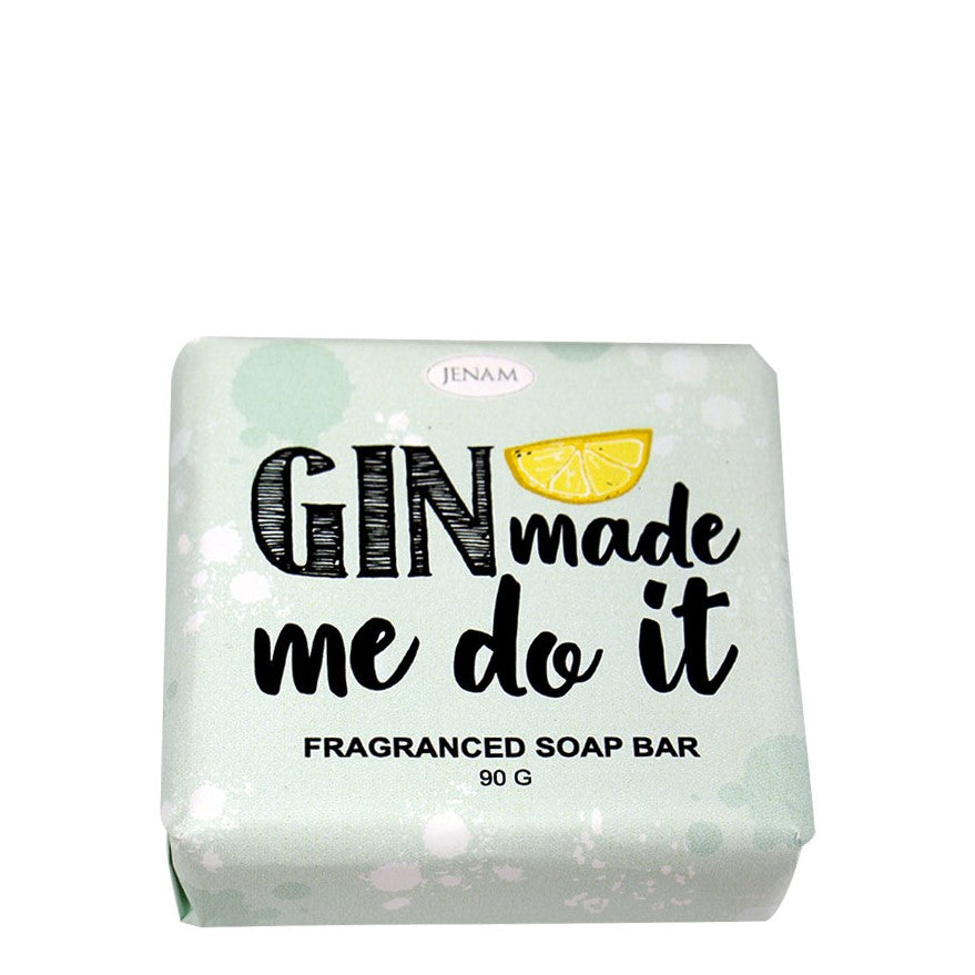 Gin Made Me Do It - Fragranced Soap Bar