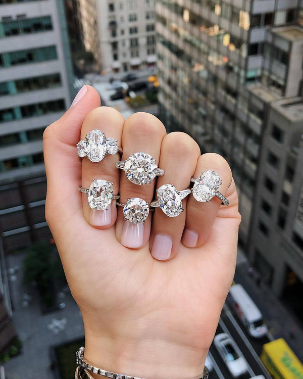 The Ring Concierge 4Cs Diamond Buying Guide