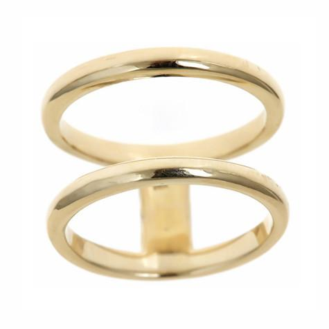 Maya J Double Band Ring