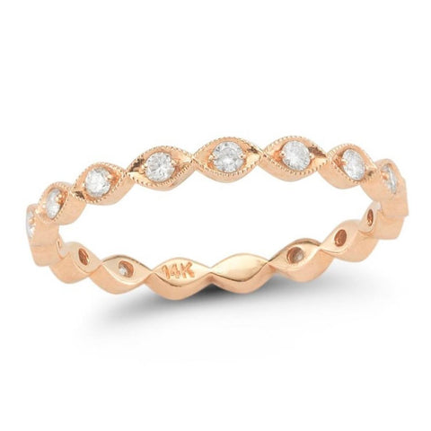 Ring Concierge Autumn Eternity Band
