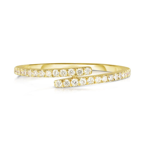 crossroads diamond stacking band