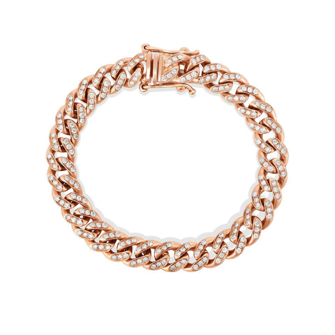 Ring Concierge Diamond Chain Bracelet