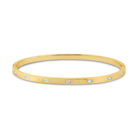 Ring Concierge Horizontal Baguette Bangle