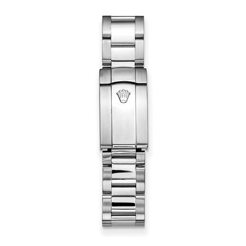 Datejust II - 41 mm, Oystersteel & 18K White Gold (Certified Pre-Owned) - Ring Concierge