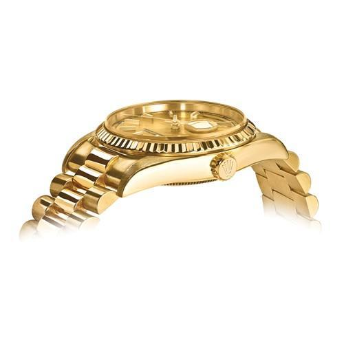 Day-Date President - 36mm, 18K Yellow Gold (Pre-Owned) - Ring Concierge