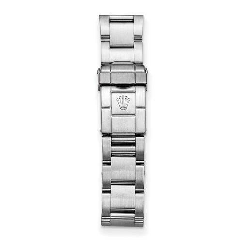 Explorer II - 40mm, White Dial, Oystersteel (Certified Pre-Owned) - Ring Concierge