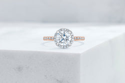 Vow Vow Engagement Rings Delancey. 33281357217880