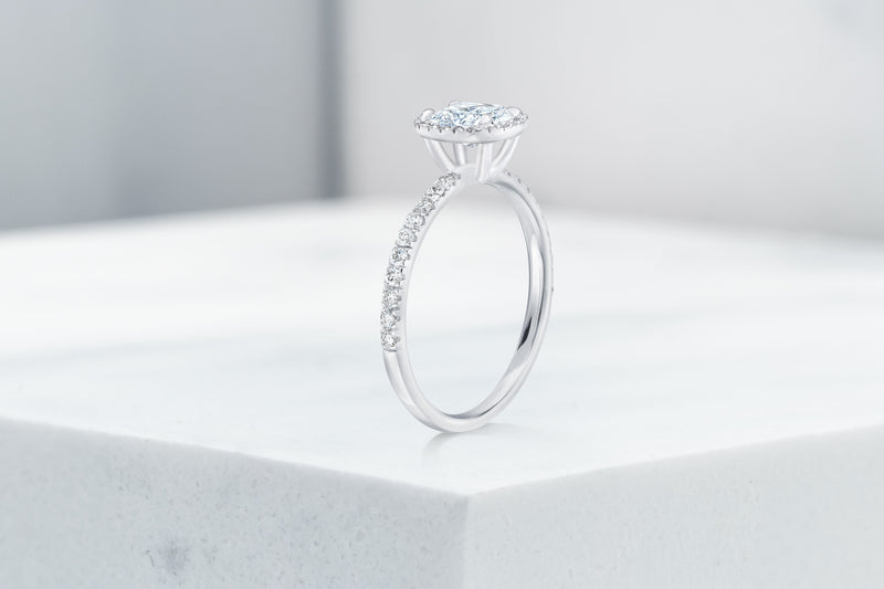 Vow Vow Engagement Rings Delancey. 33281357447256