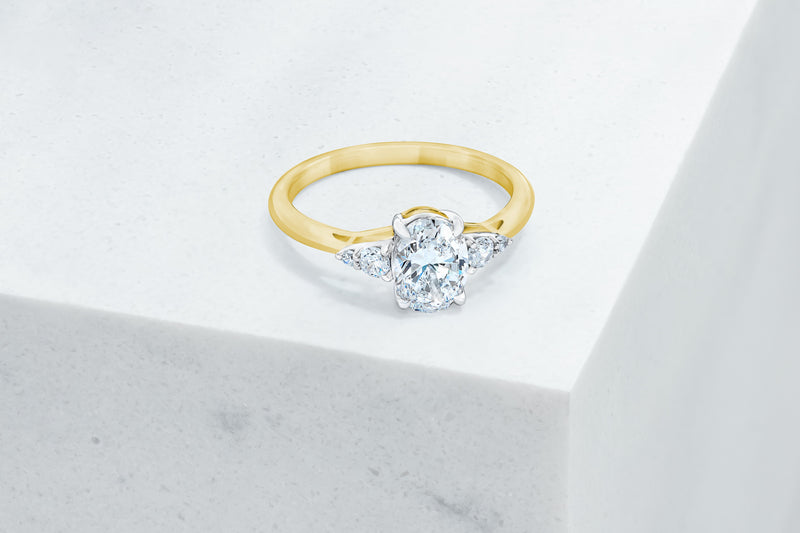 Vow Vow Engagement Rings Waverly. 33281406763096