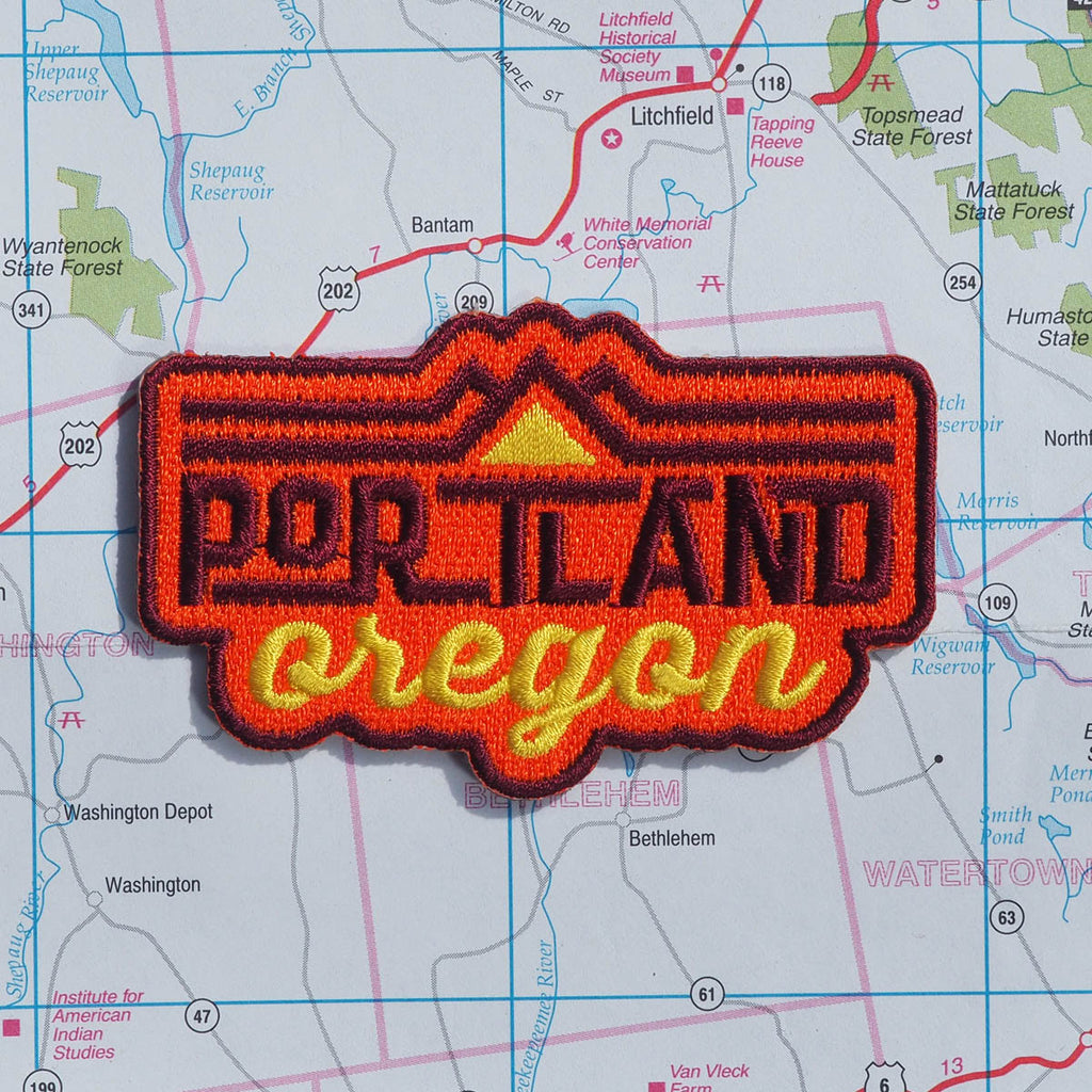 Portland Oregon Patch