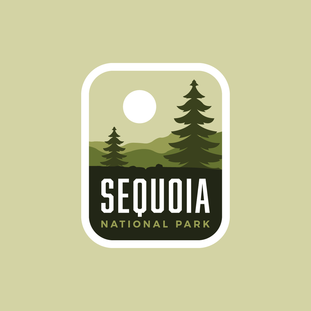 Sequoia National Park Patch