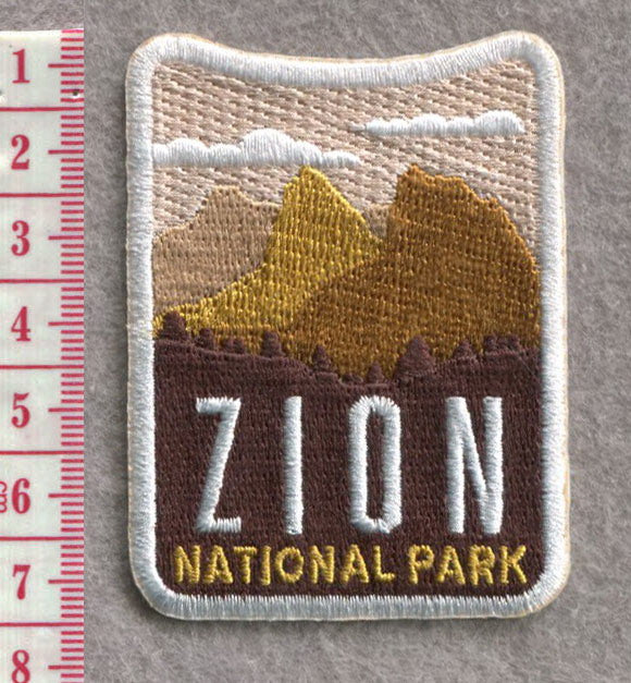 Zion National Park Patch
