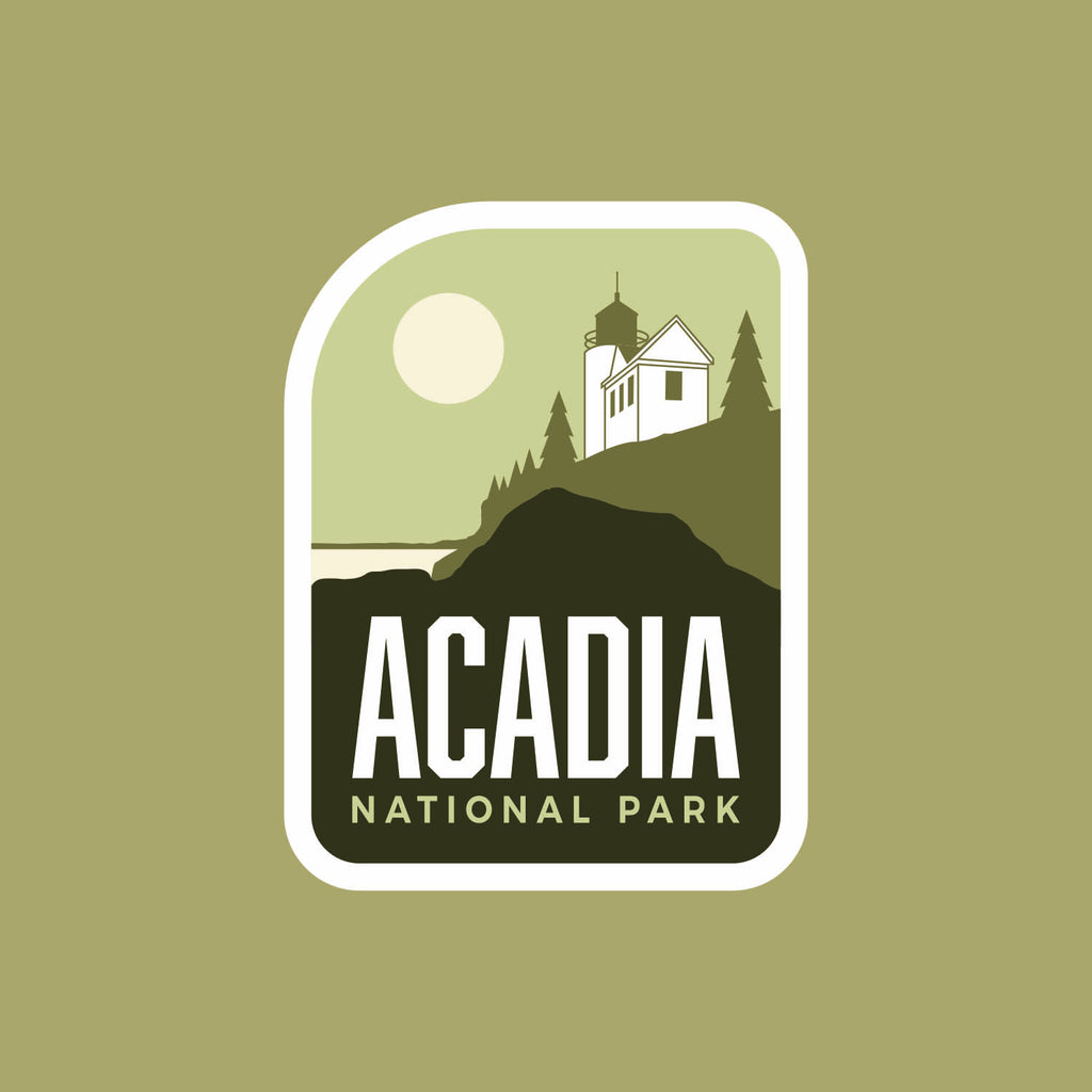 Acadia National Park Patch