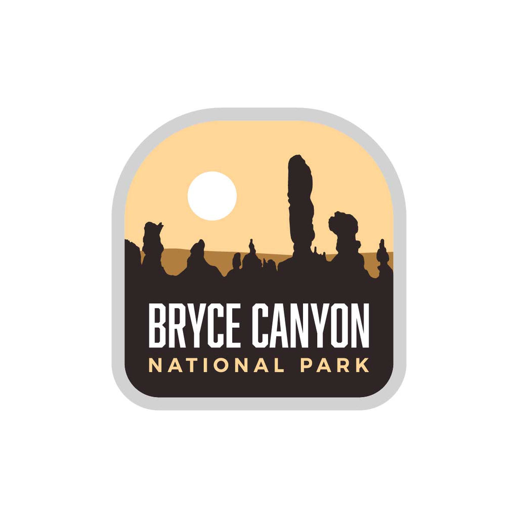 Bryce Canyon National Park Weatherproof Sticker