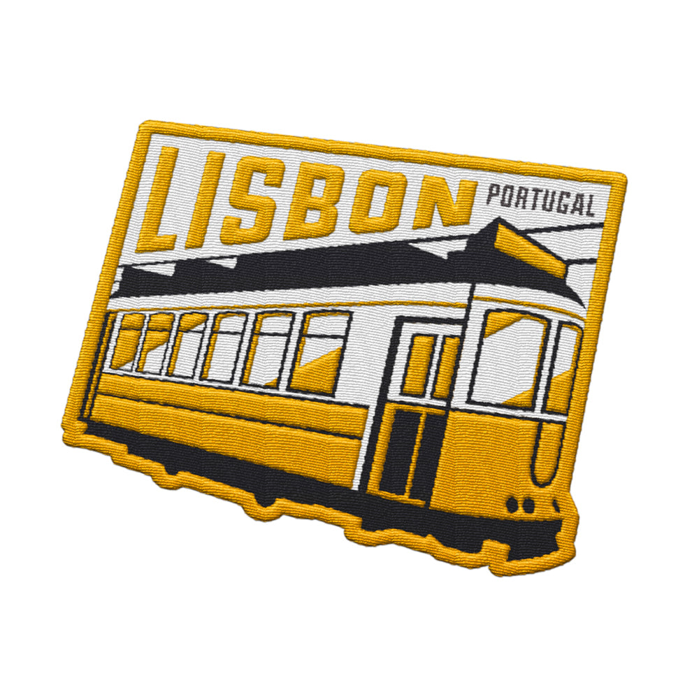 Lisbon Portugal Patch