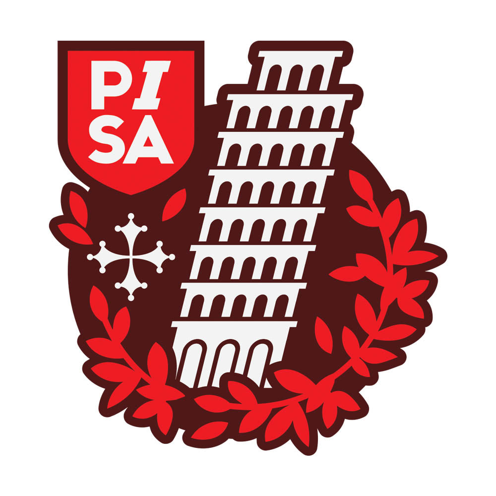 Pisa Italy Patch
