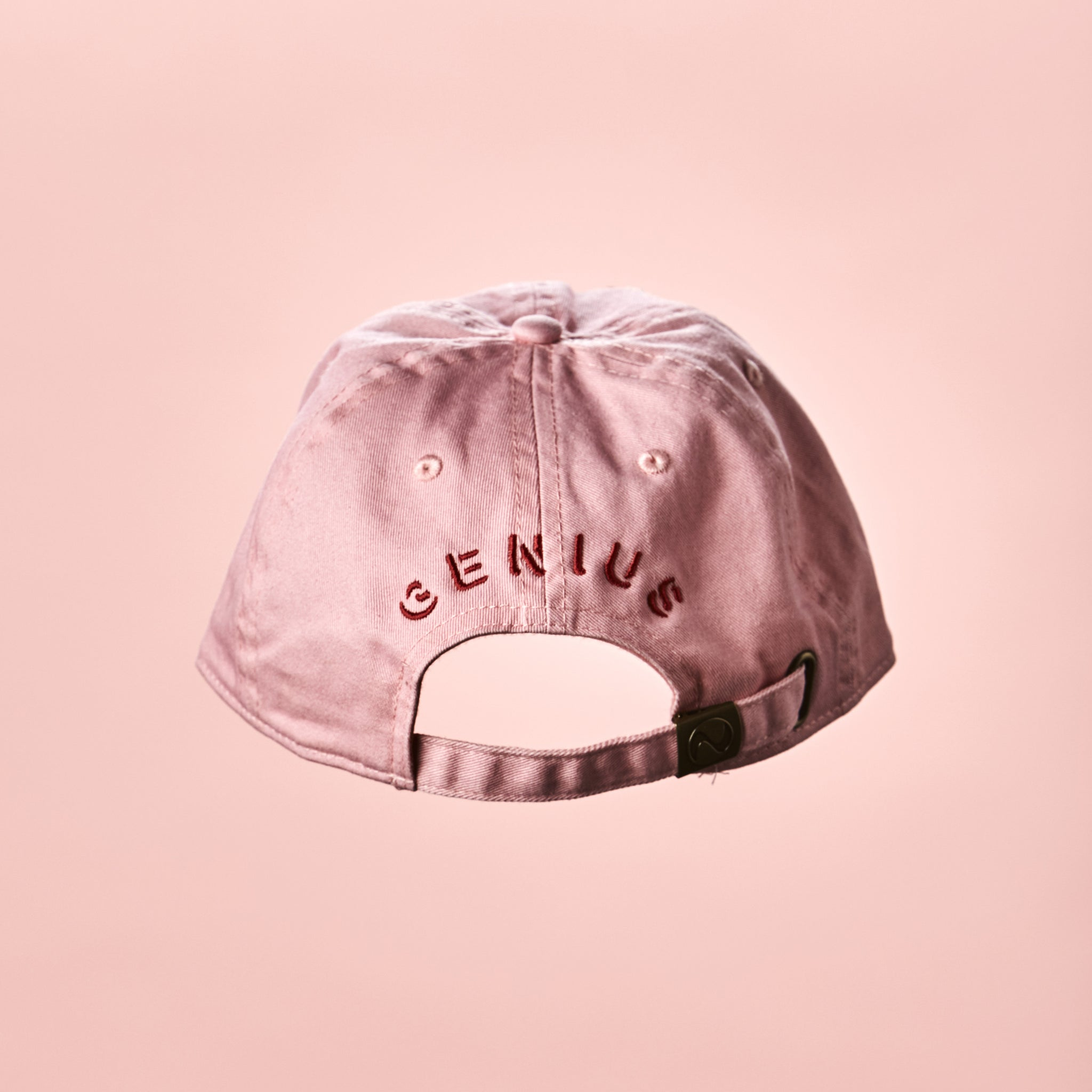 Flame Sgnarly Hat - Pink