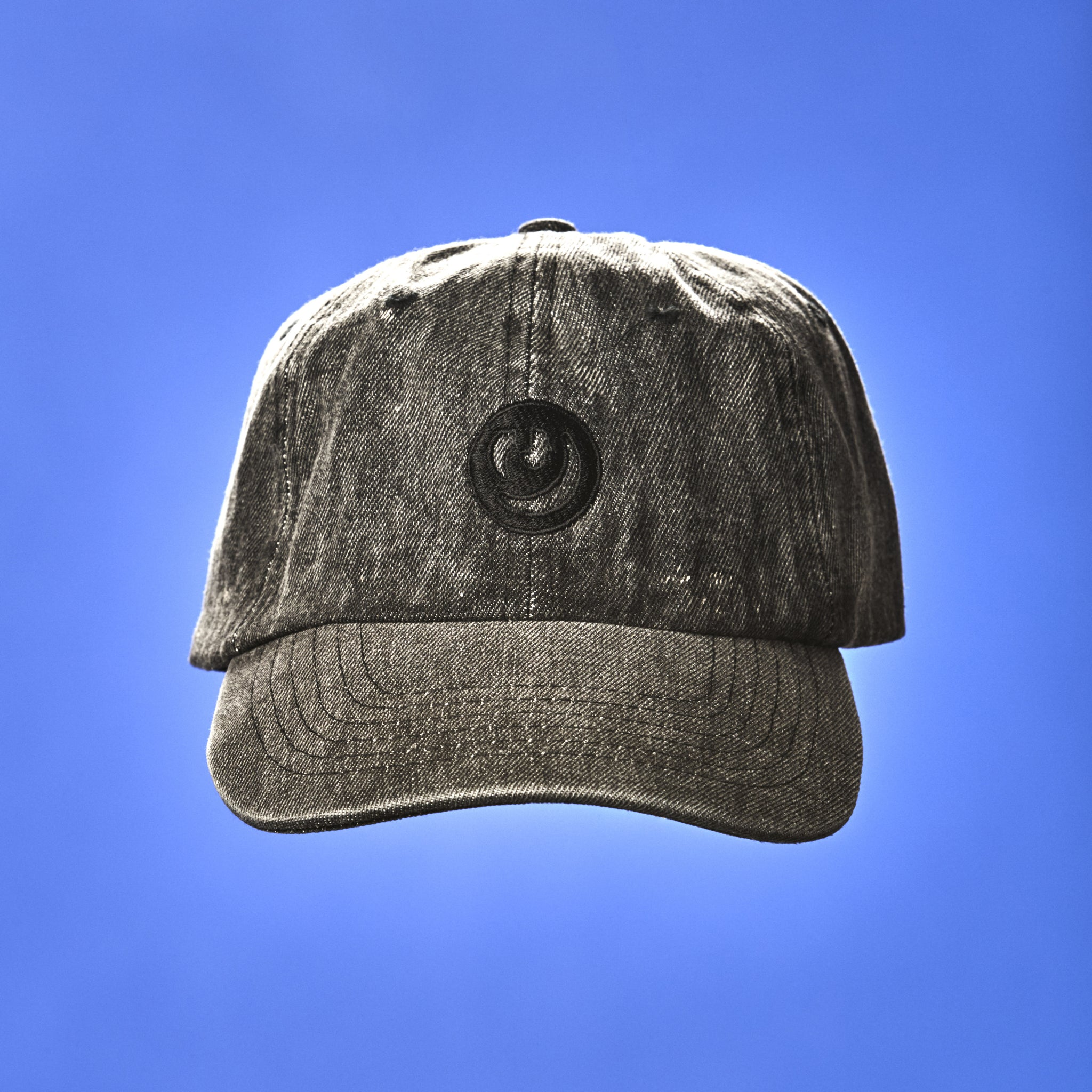 Sgnarly Hat - Grey Denim