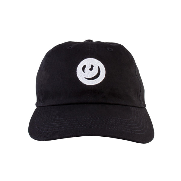 Sgnarly Dad Hat in Black