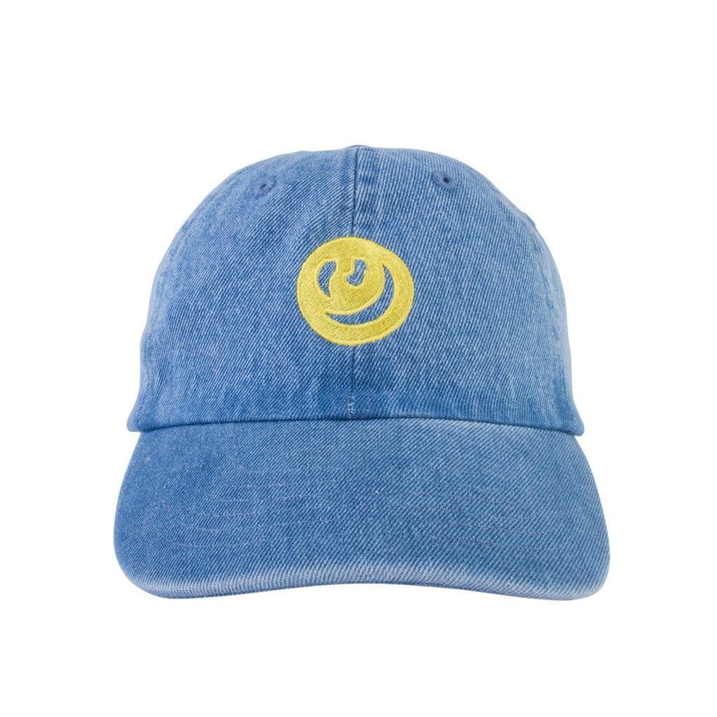 Sgnarly Dad Hat in Denim
