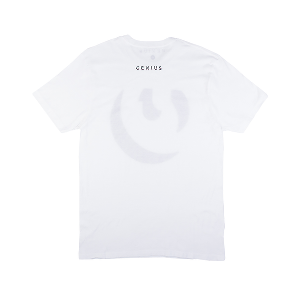 Sgnarly Tee in White