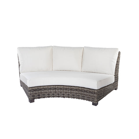Avallon Curved Sofa