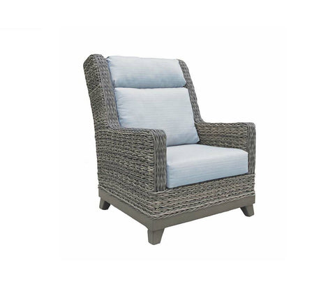 Boston High Back Wing Chair