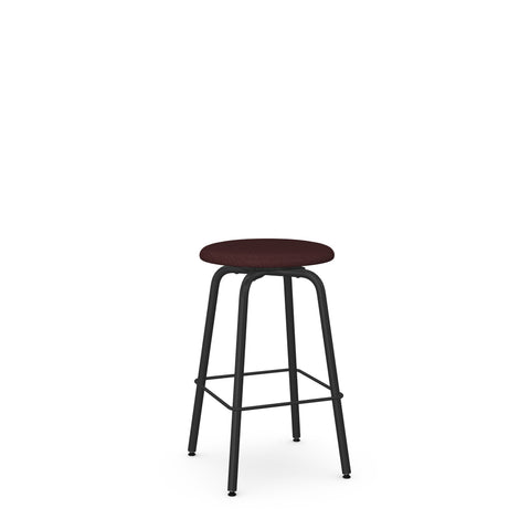 Button Swivel Counter Stool