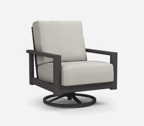 Elements Swivel Rocking Chat Chair