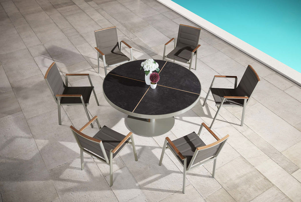 Geneva Round Dining Table
