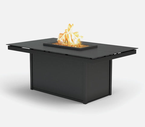 Mode 36x60 Rectangle Fire Table
