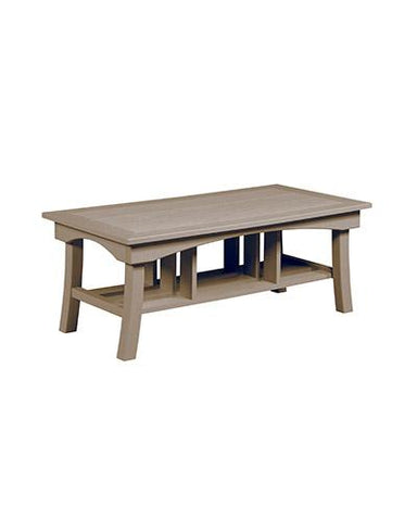 CRP Bay Breeze Rectangular Coffee Table