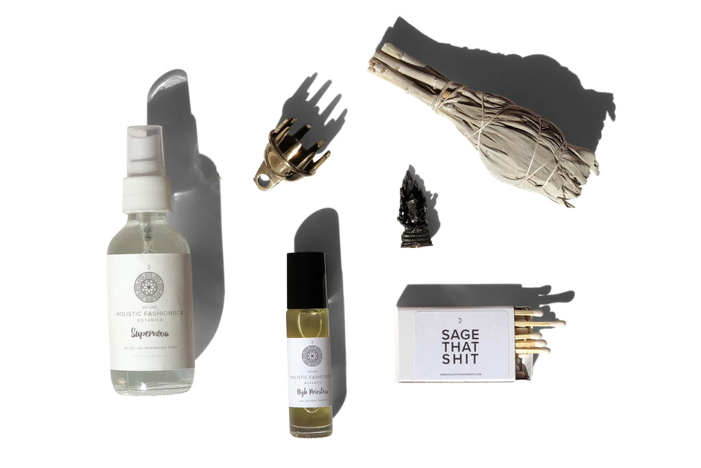 The Third Eye Ritual Kit