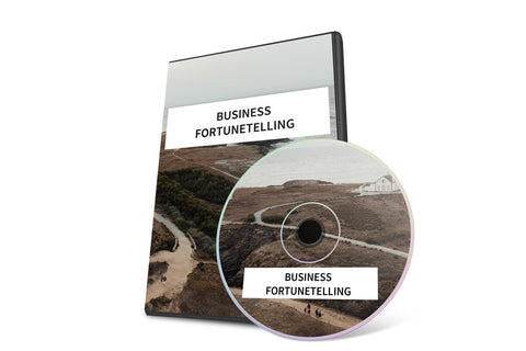 BUSINESS FORTUNETELLING MASTERCLASS