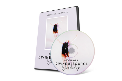 BECOMING A DIVINE RESOURCE WORKSHOP