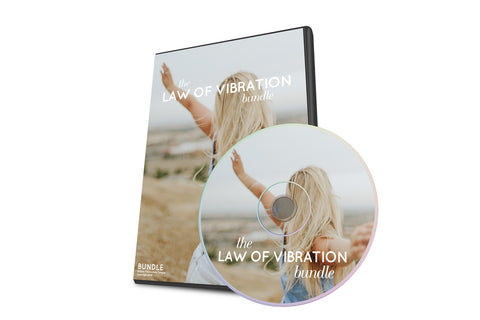 LAW OF VIBRATION BUNDLE