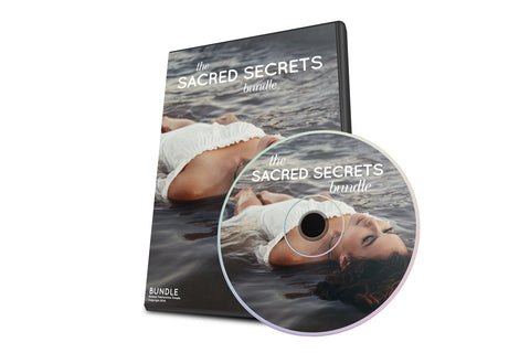 SACRED SECRETS BUNDLE