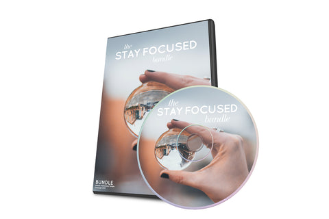 STAY FOCUSED BUNDLE
