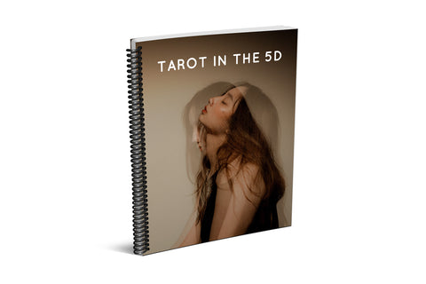 TAROT IN THE 5D VIRTUAL WORKSHOP