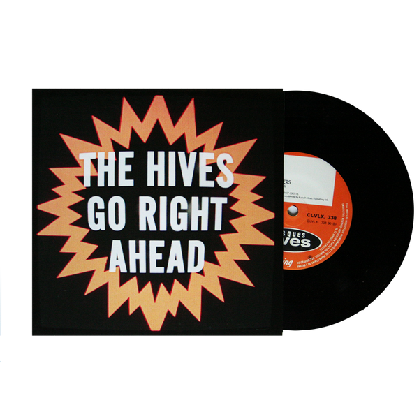 "Go Right Ahead  7"" Vinyl Single"