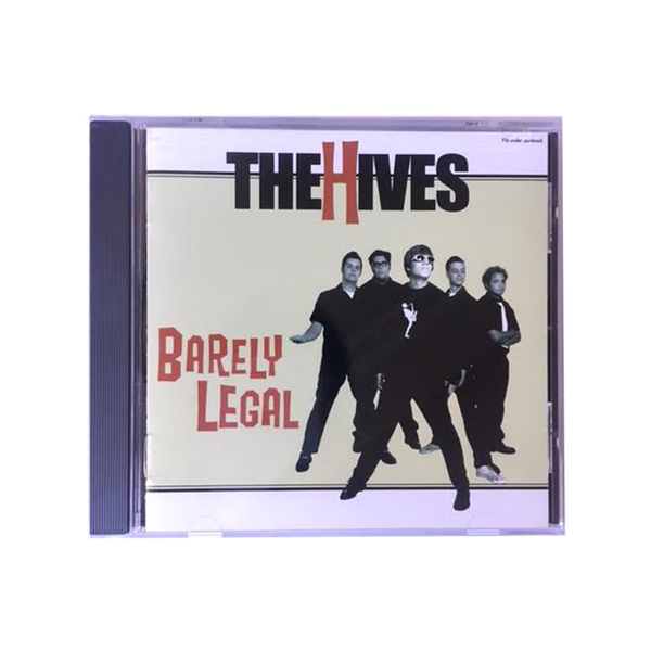 Barely Legal CD