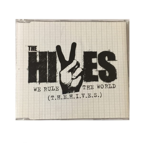 We Rule the World (T.H.E.H.I.V.E.S) - M.A.T.T.  ARCTIC MONKEYS REMIX CD