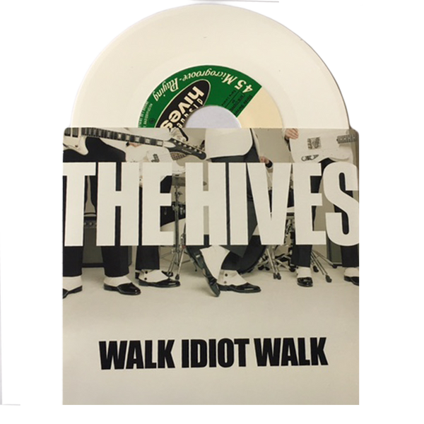 Walk Idiot Walk White Vinyl