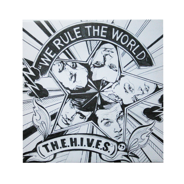 "We Rule The World 10"" Vinyl"