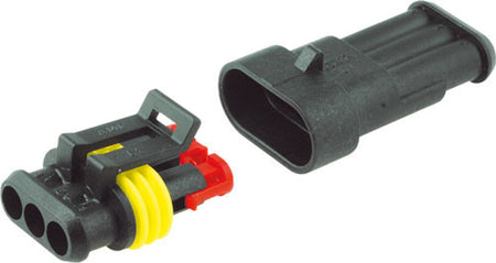 superseal electrical connector