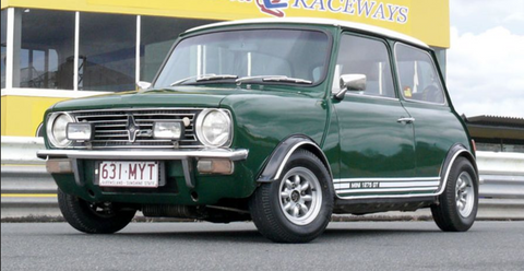 The Story Of The Mini Car A Timeless British Classic Grease