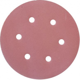 hook and loop abrasive disc