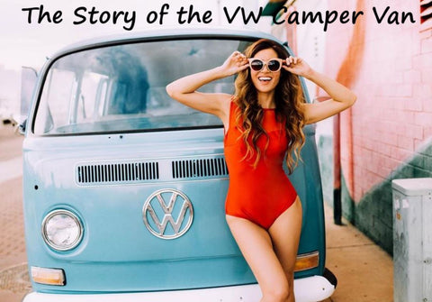 the story of the vw camper van