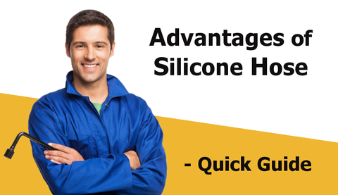 advantages of silicone hose